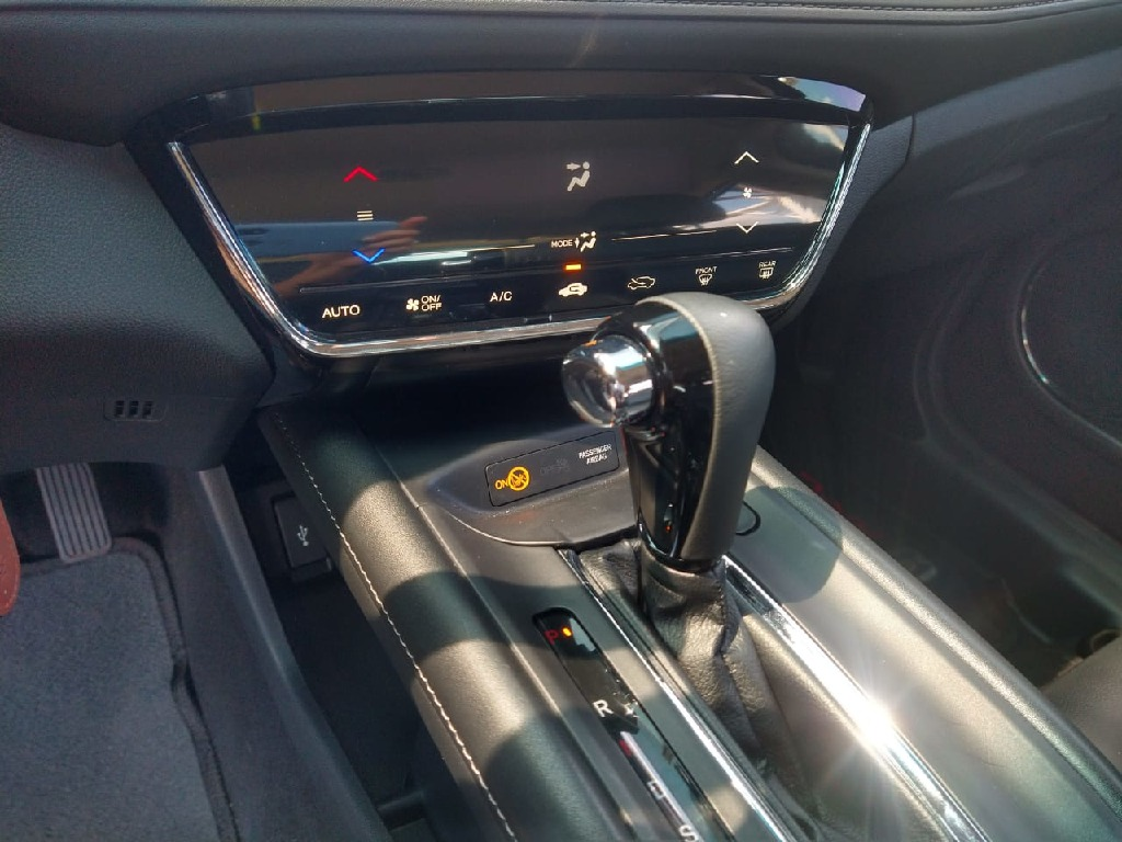 HONDA HR-V 1.8 16V FLEX TOURING 4P AUTOMATICO