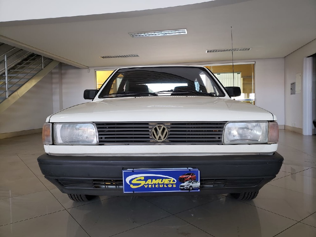 VOLKSWAGEN GOL 1.8 CL 8V GASOLINA 2P MANUAL