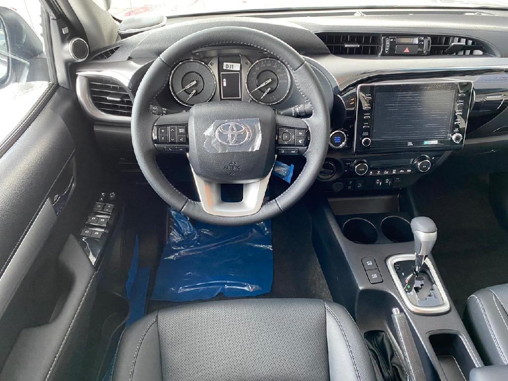 Toyota Hilux 2 8 D 4d Turbo Diesel Cd Srx 4x4 Automatico Santa Emilia Toyota