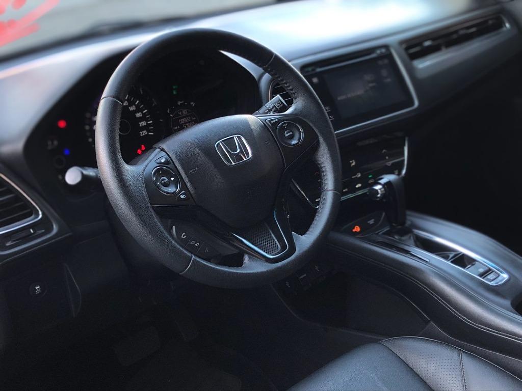 HONDA HR-V 1.8 16V FLEX EXL 4P AUTOMATICO