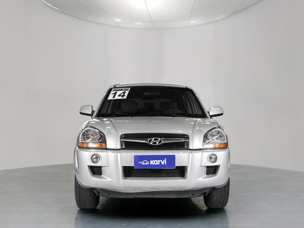 Seminovos Certificados HYUNDAI TUCSON 2.0 MPFI GLS 16V 143CV 2WD FLEX 4P AUTOMATICO