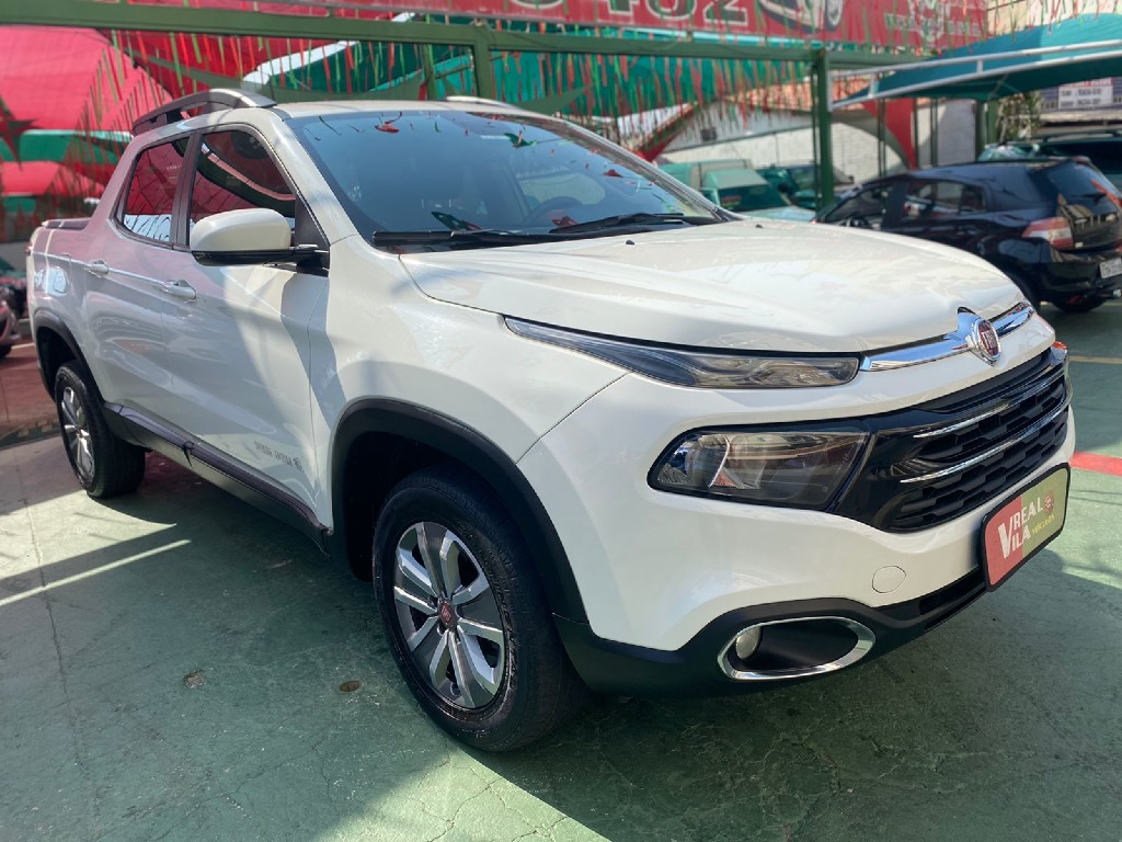 FIAT TORO 1.8 16V EVO FLEX FREEDOM AUTOMATICO
