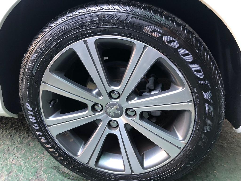 PEUGEOT 308 1.6 ROLAND GARROS THP 16V GASOLINA 4P AUTOMATICO