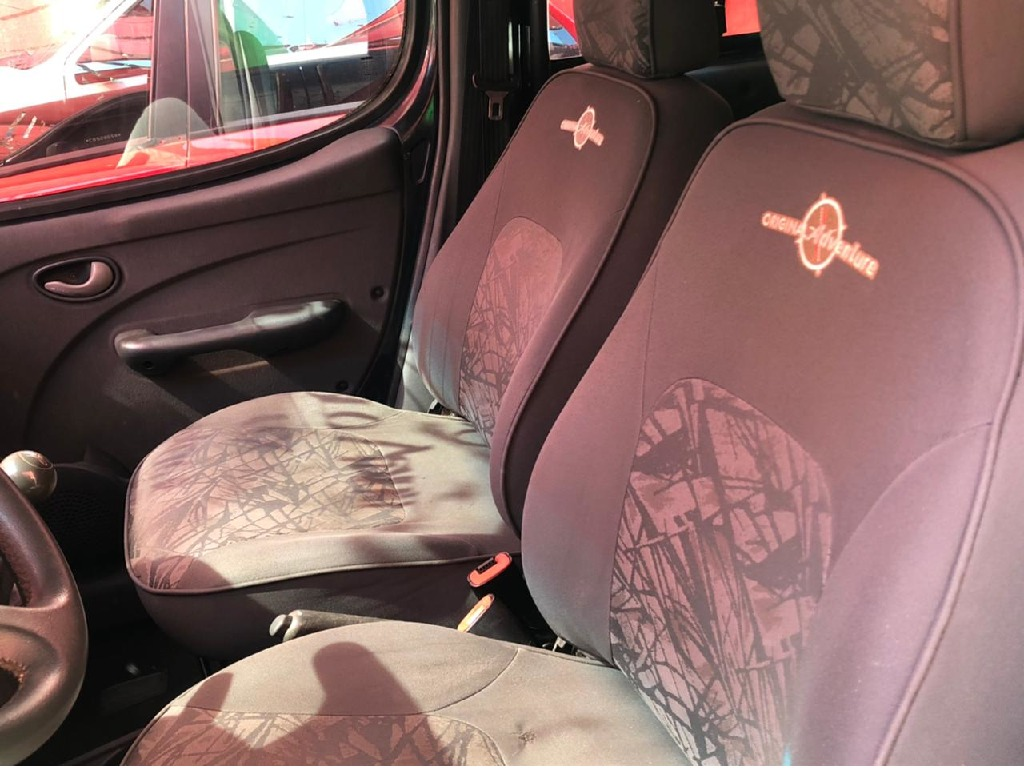 FIAT DOBLO 1.8 MPI ADVENTURE 8V FLEX 4P MANUAL