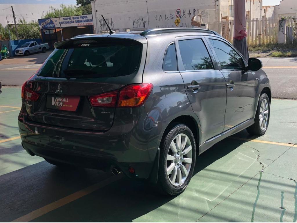 MITSUBISHI ASX 2.0 4X4 AWD 16V GASOLINA 4P AUTOMATICO