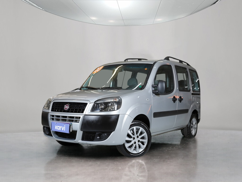 Seminovos certificados FIAT DOBLO 1.8 MPI ESSENCE 7L 16V FLEX 4P MANUAL