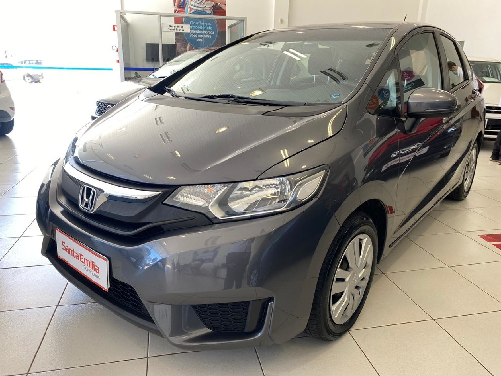 HONDA FIT 1.5 DX 16V FLEX 4P MANUAL