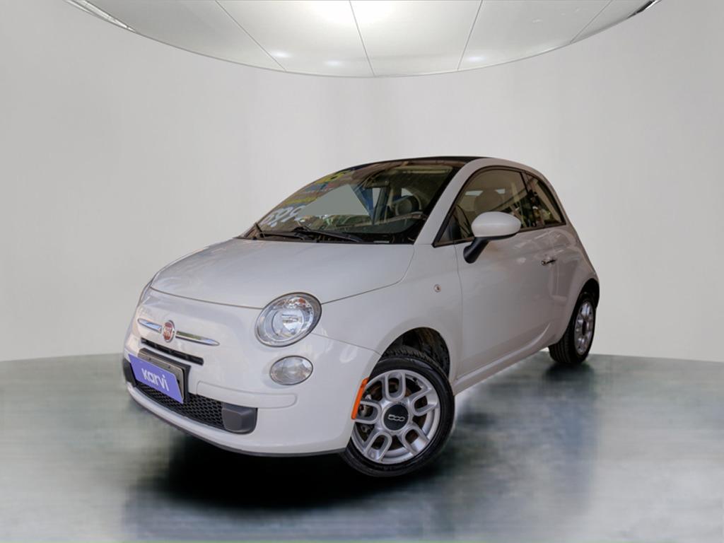 Seminovos certificados FIAT 500 CABRIO (CABRIO)1.4 16V(AT)(FLEX)