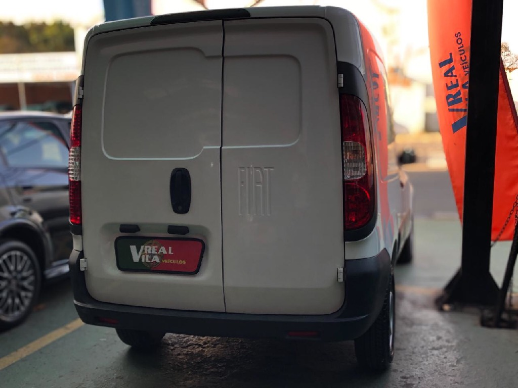 FIAT FIORINO 1.4 MPI FURGAO HARD WORKING 8V FLEX 2P MANUAL