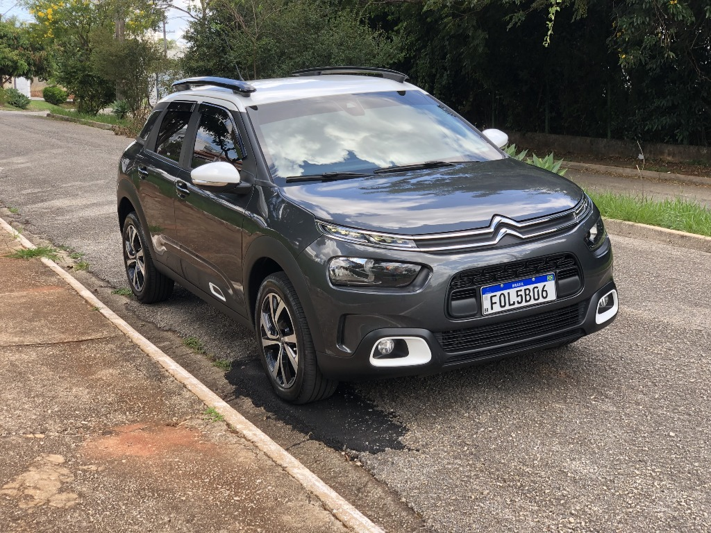 CITROEN C4 CACTUS - 1.6 THP FLEX SHINE EAT6