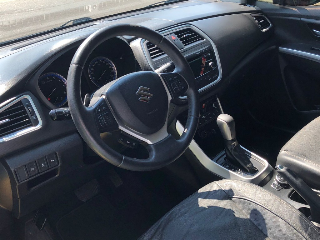 SUZUKI S-CROSS 1.6 16V VVT GASOLINA GLX 4P AUTOMATICO