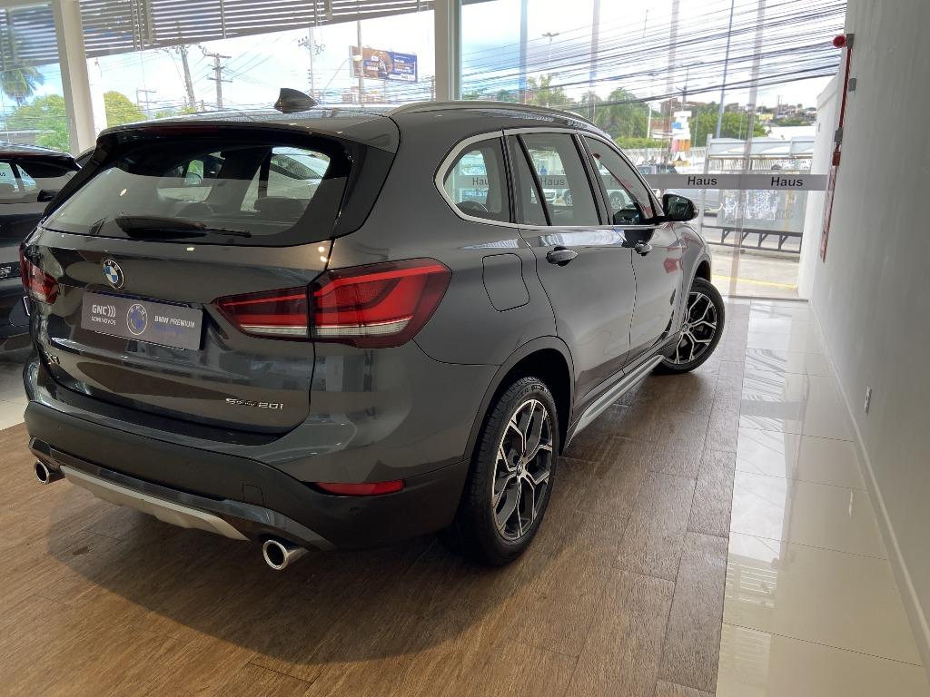 BMW X1 2.0 16V TURBO ACTIVEFLEX SDRIVE20I X-LINE 4P AUTOMÁTICO