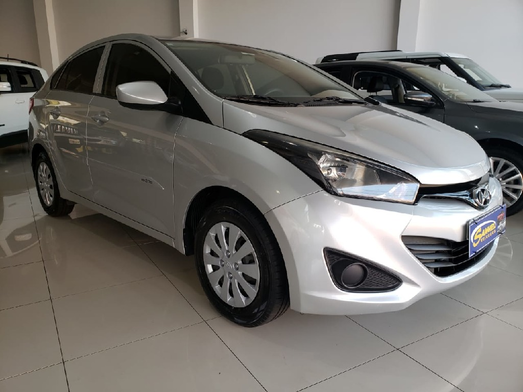 HYUNDAI HB20S 1.6 COMFORT PLUS 16V FLEX 4P MANUAL