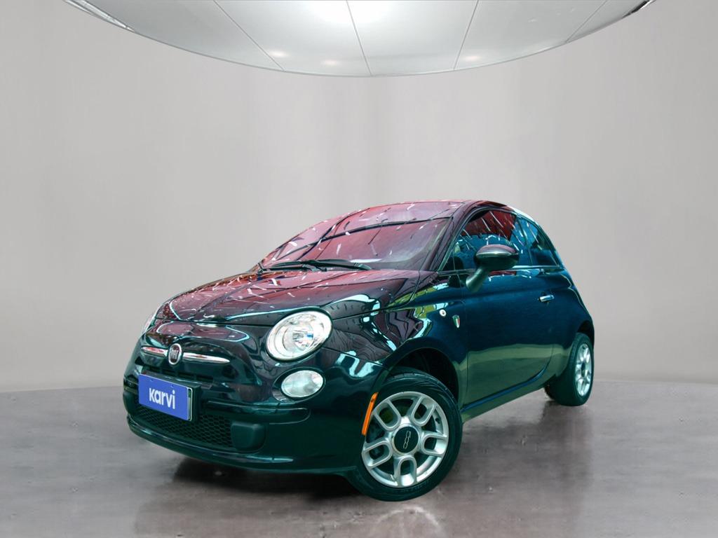 Seminovos certificados FIAT 500 1.4 CULT 8V FLEX 2P AUTOMATIZADO