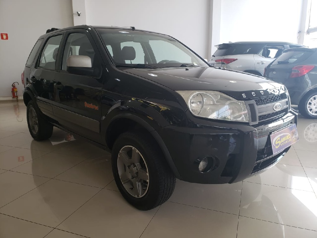 FORD ECOSPORT 1.6 XLT FREESTYLE 8V FLEX 4P MANUAL