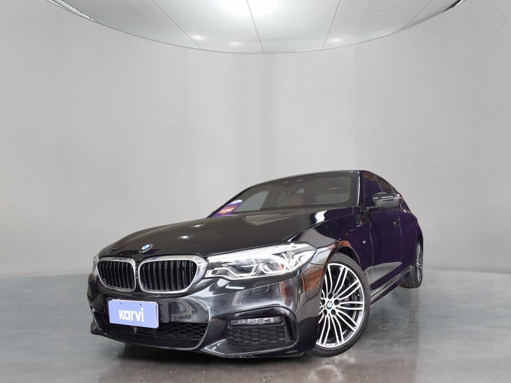Seminovos certificados BMW 540 I 3.0 24V TURBO GASOLINA M SPORT AUTOMÁTICO