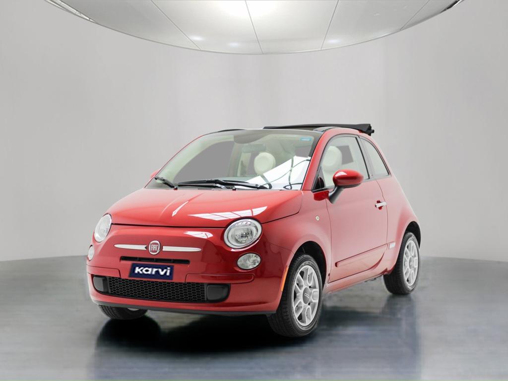 FIAT 500 1.4 CABRIO 8V FLEX 2P MANUAL