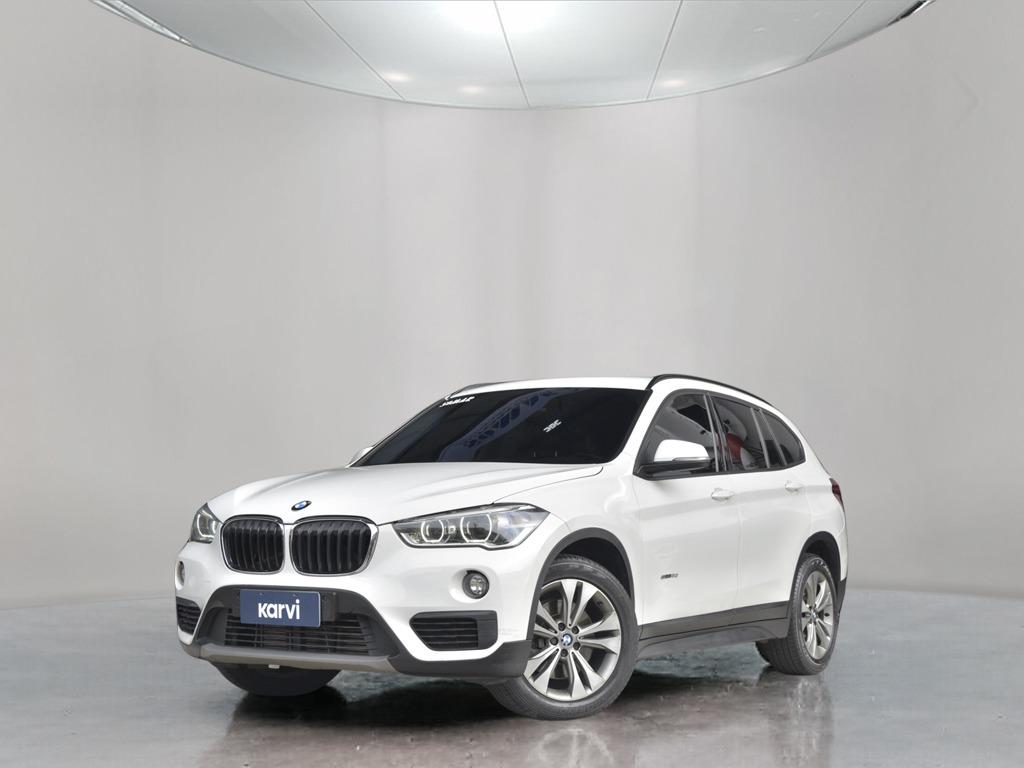 Seminovos certificados BMW X1 2.0 16V TURBO ACTIVEFLEX SDRIVE20I 4P AUTOMATICO